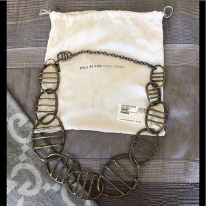 Bill Blass New York Brad's Chain Link Belt